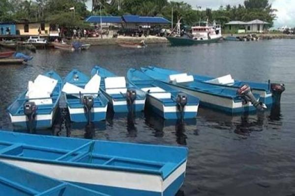 Proposal Bantuan Nelayan Kecil Numpuk Di Meja Dinas Perikanan Halbar